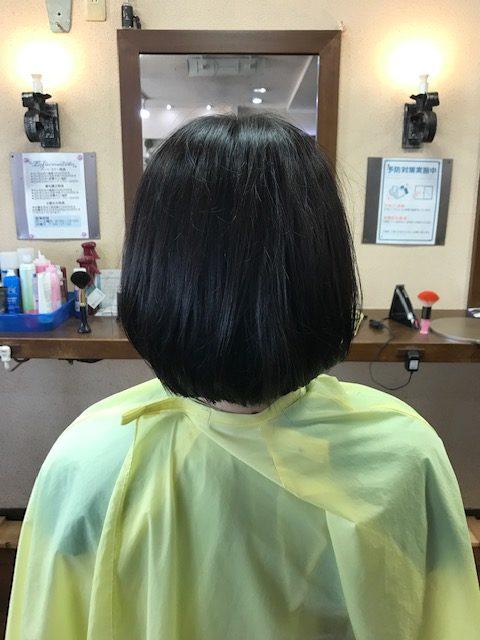 伊丹の美容室でヘアドネーション